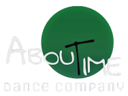 About Time Dance Company Logo